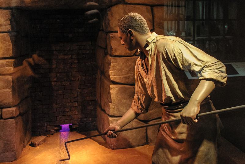 Blacksmith @ American Revolution Museum at Yorktown - Yorktown, VA