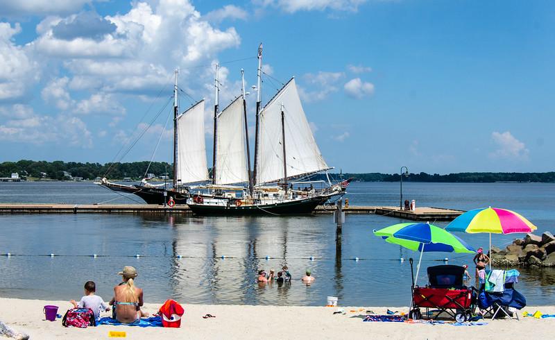 Schooners Alliance & Serenity - Yorktown, VA