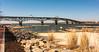 George P. Coleman Memorial Bridge over the York River - Yorktown, VA, USA