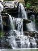 Brush Creek Falls Portrait III - Athens, Mercer County, WV