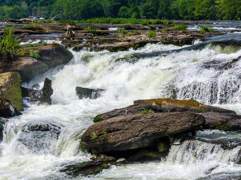 Waterfall II @ New River Gorge National River - Sandstone, WV