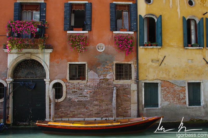 Parking in Venice