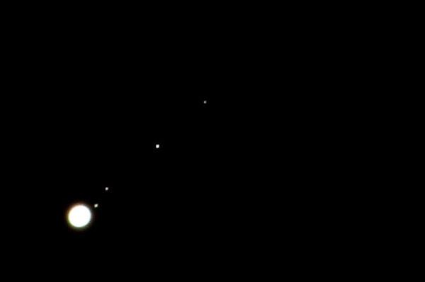 jupiter galilean moons -  11/17/2012