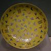 dish in museum.