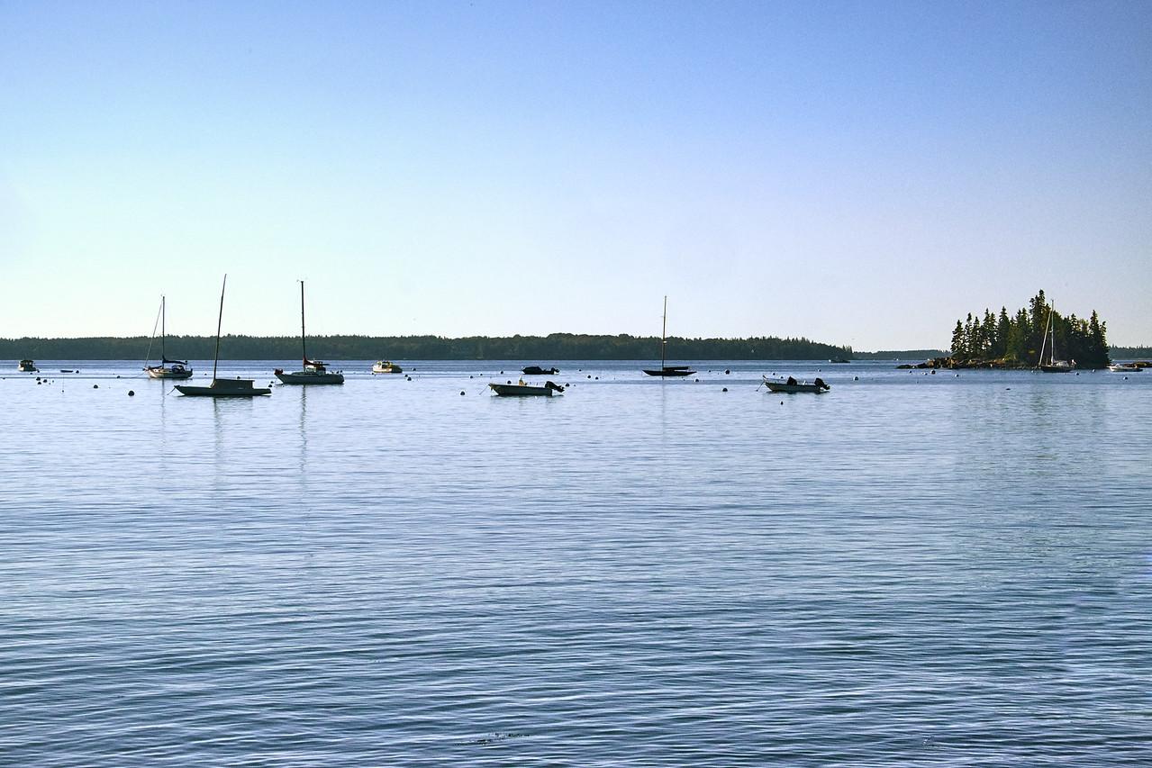 Seal Harbor, Mt. Desert Island, Maine