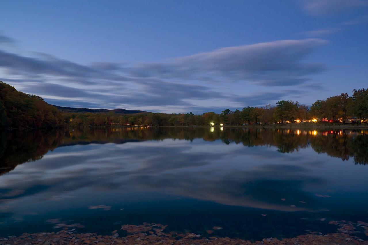 Hessian Lake, Bear Mountain State Park, NY