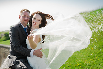 Spring Wedding in Plymouth