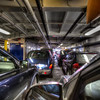 leaving on the Ferry.  HDR photo.