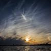 Friday Sunset over Great Salt Pond