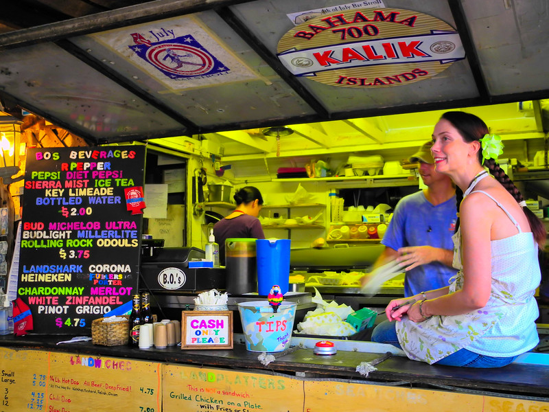 Key West Food Stand