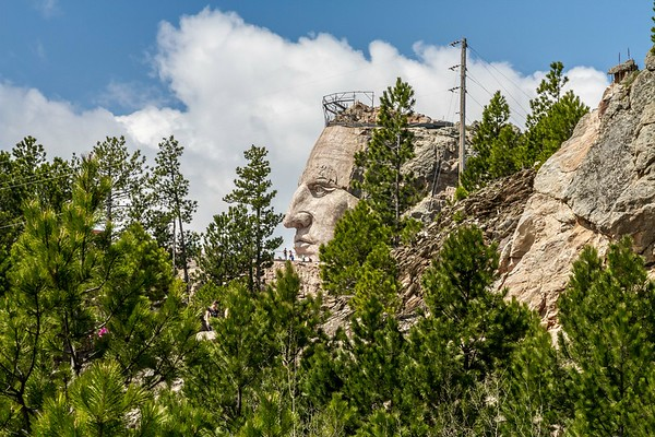Crazy Horse Volksmarch 2019