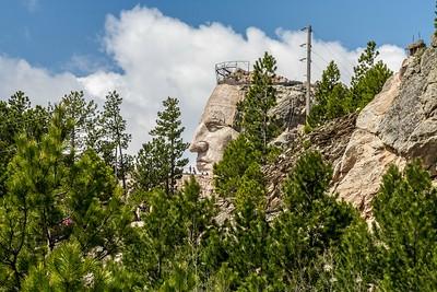 Crazy Horse Volksmarch 2019