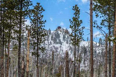 Custer Peak