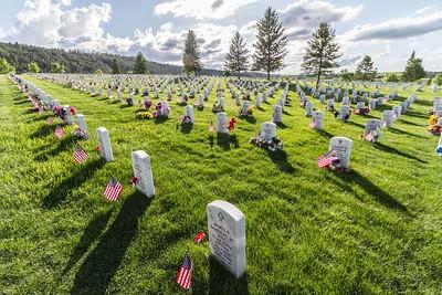 Black Hills National Cemetery