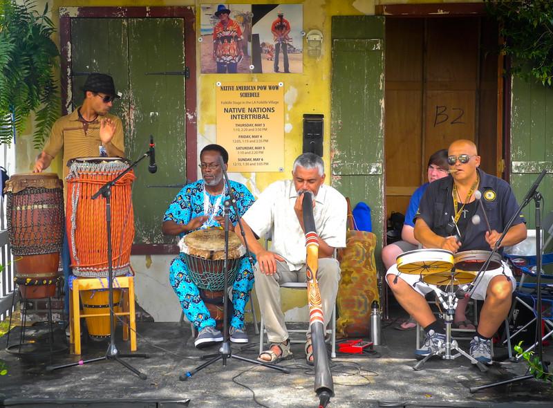 Jazz Band Photobomb