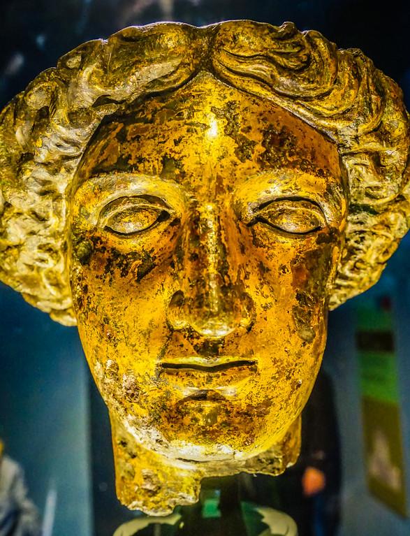 Roman goddess Sulis Minerva