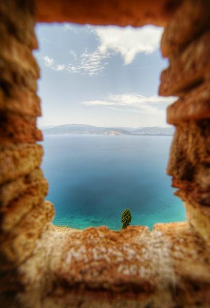 Fortress window