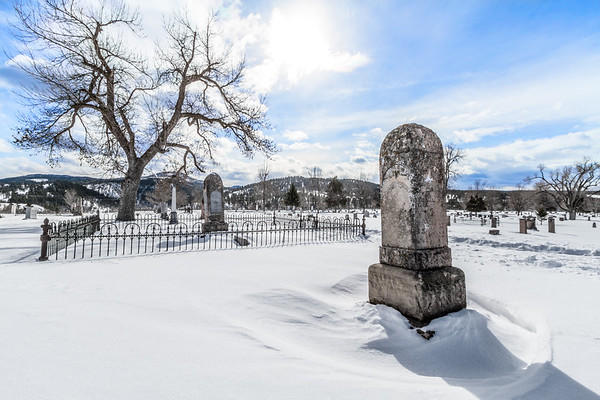 Rose Hill Cemetery in Spearfish