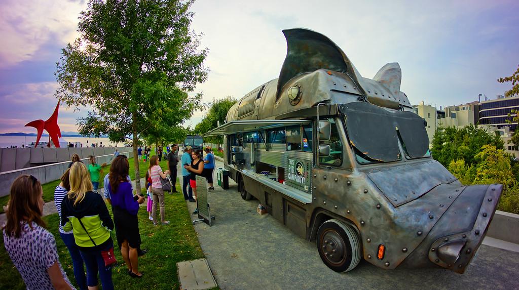 Seattle Pig Food Truck