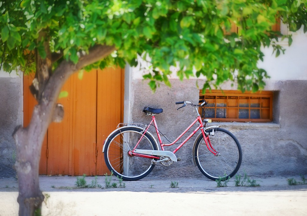 Galaxidi bike