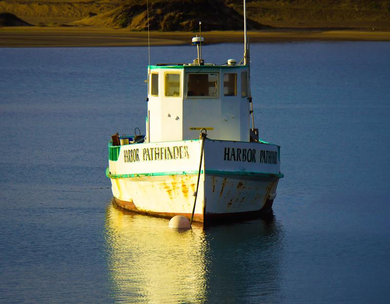 Morro Rock Boat