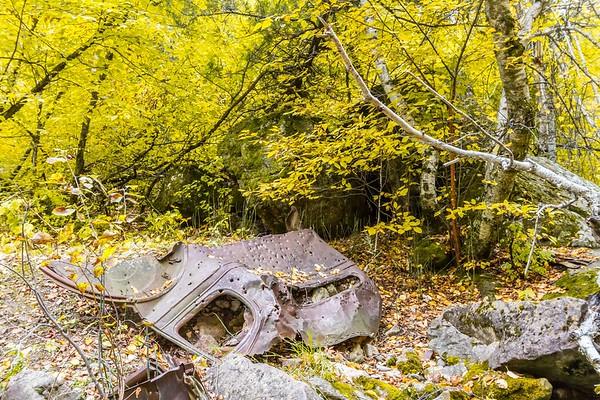 Autumn in the Black Hills