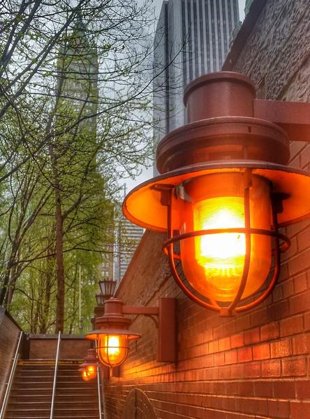 Central Park Lights