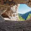 Timon Cave in Little Spearfish Canyon