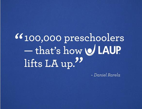 LAUP Lifts LA Up!