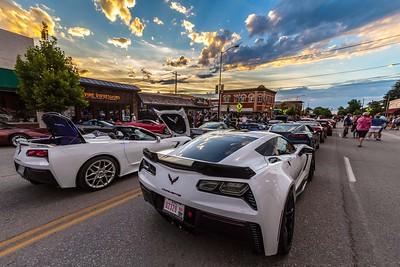 2019 Corvette Rally in Spearfish