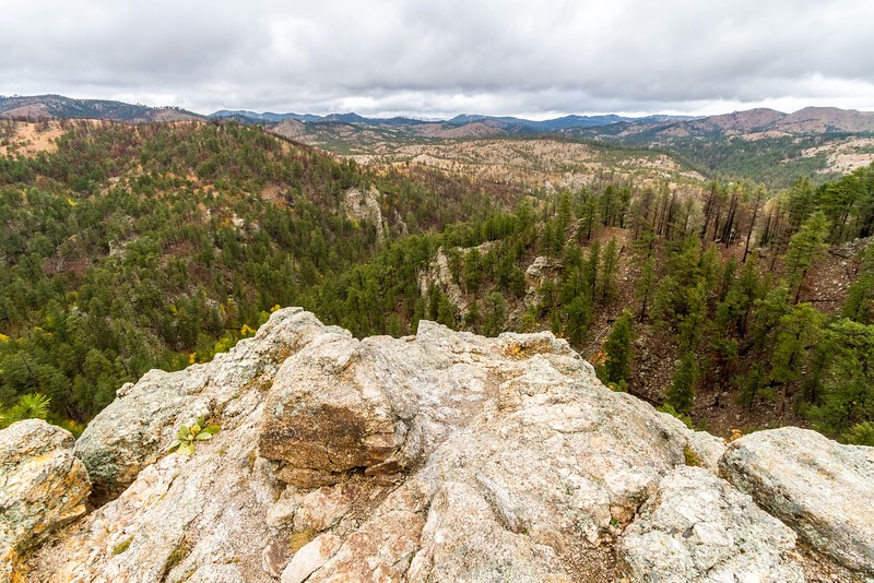 Lover's Leap in Custer State Park