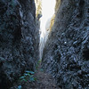 Narrow passage near Poet's Table in Custer State Park