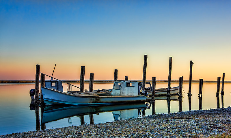 Oyster Boats, Eastpoint, FL