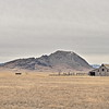 Barn near Bear Butte