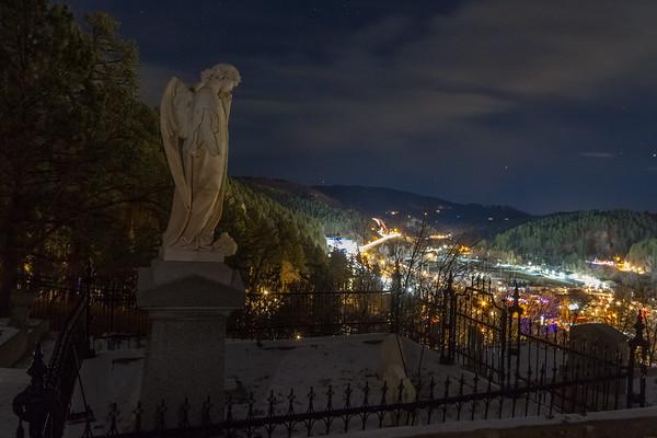 St. Ambrose Cemetery in Deadwood