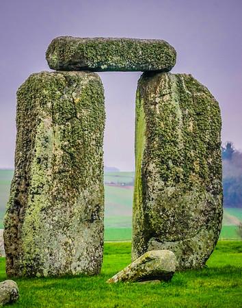 Stonehenge arch