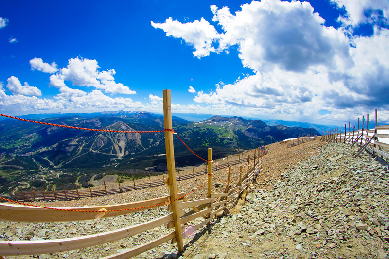 Long Peak Gate