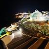 Santorini nighttime