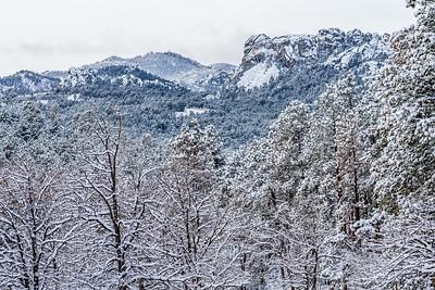 Mount Rushmore and Black Elk Peak