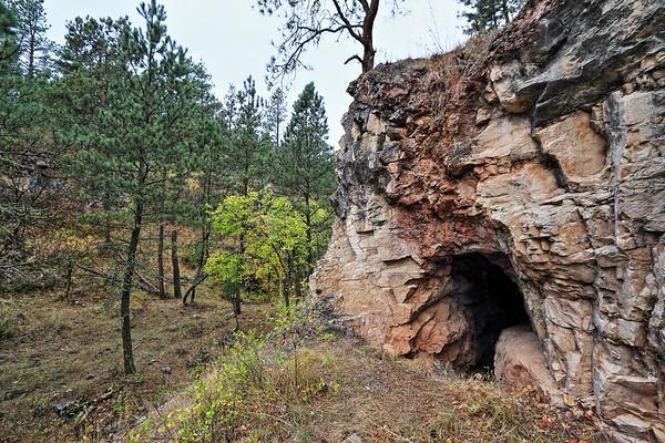 Onyx Cave near Hot Springs