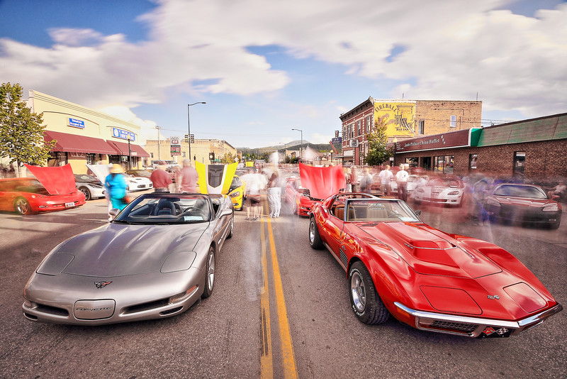 2016 Corvette Rally in Spearfish