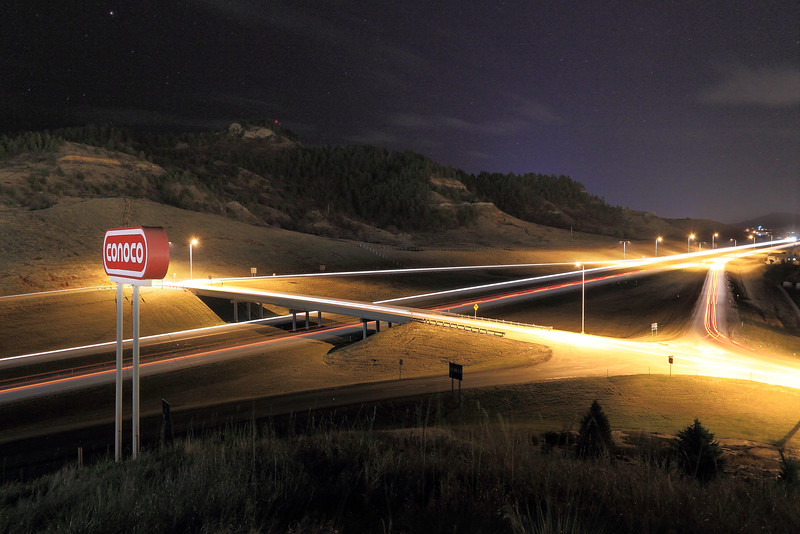 Exit 12 in Spearfish