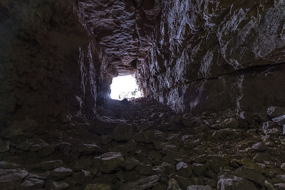 Old mine along Iron Creek in Spearfish Canyon