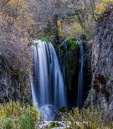 Roughlock Falls in Spearfish Canyon