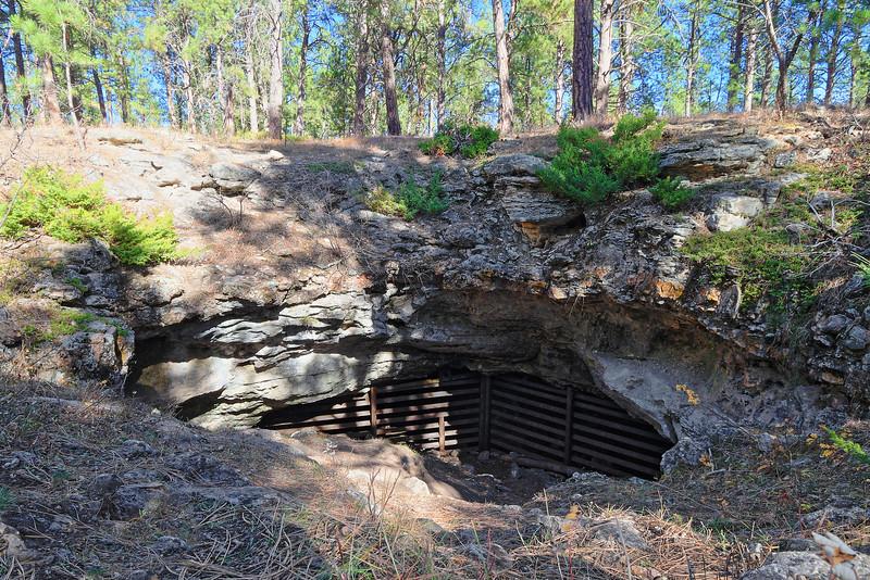 Erskine Cave near Nemo