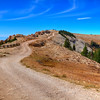 Road to the Medicine Wheel in the Bighorn Mountains
