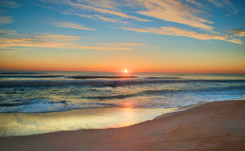 Sunrise, St Augustine, FL