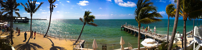 Southernmost Hotel Balcony