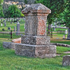 Grave in the Rose Hill Cemetery in Spearfish