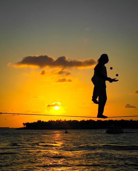 Key West Juggler